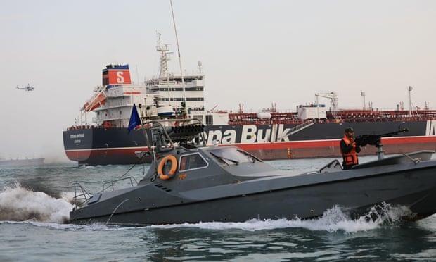 Iran tuyên bố sẽ thả thủy thủ tàu Stena Impero của Anh - ảnh 1