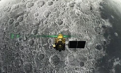 Ấn Độ mất liên lạc tàu đổ bộ, giấc mơ Mặt trăng thất bại? - ảnh 1
