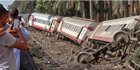 Lật tàu lửa ở CHDC Congo, 50 người thiệt mạng - ảnh 1