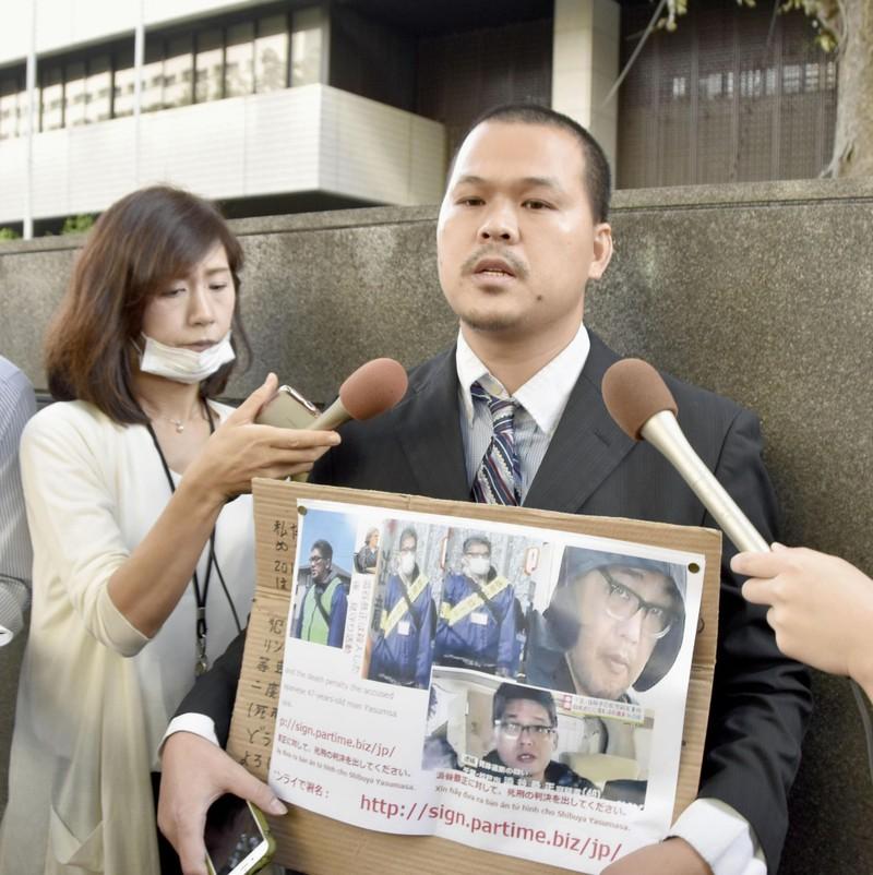 Cha bé Nhật Linh quyết đòi tòa xử án tử kẻ sát hại con mình - ảnh 1