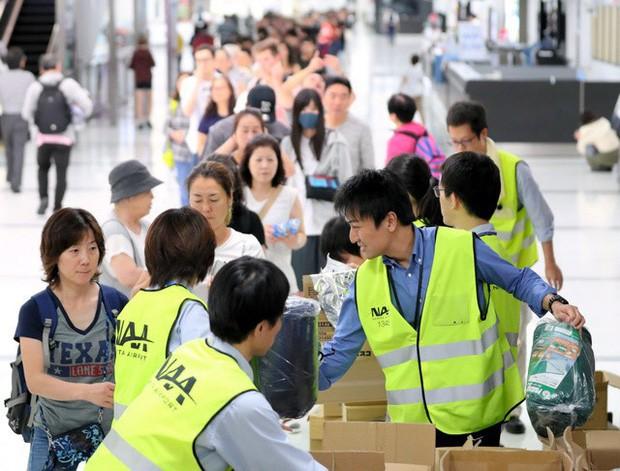 Người Nhật kiên cường khắc phục thảm họa siêu bão Hagibis - ảnh 11