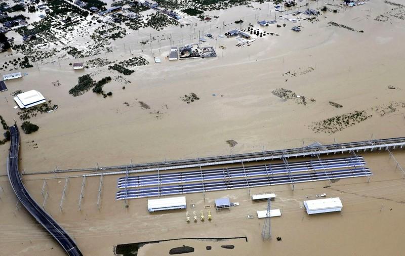 Người Nhật kiên cường khắc phục thảm họa siêu bão Hagibis - ảnh 5