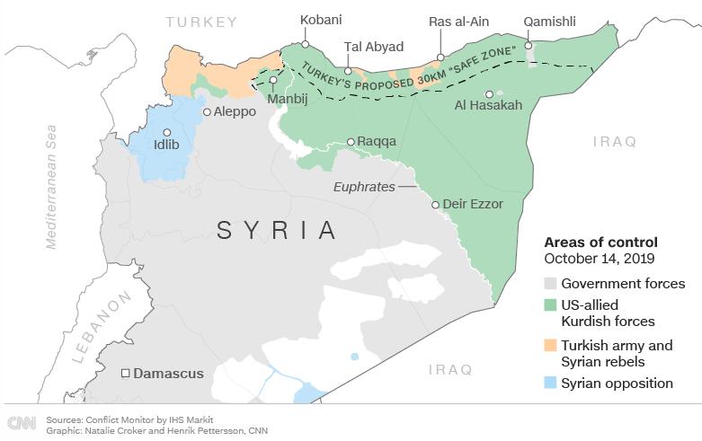 Người Kurd: Thổ Nhĩ Kỳ đã vi phạm thỏa thuận ngừng bắn - ảnh 2