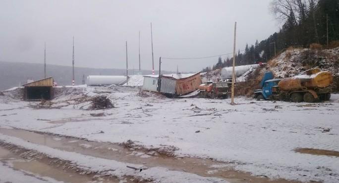 Vỡ đập ở Nga, đã có 13 người chết - ảnh 1