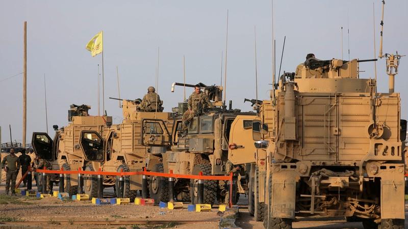 Nga mừng hụt vì tưởng Mỹ sẽ rút quân khỏi Syria - ảnh 1