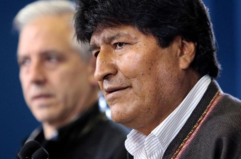 Khủng hoảng Bolivia: Ai tiếp quản chiếc ghế của ông Morales? - ảnh 3