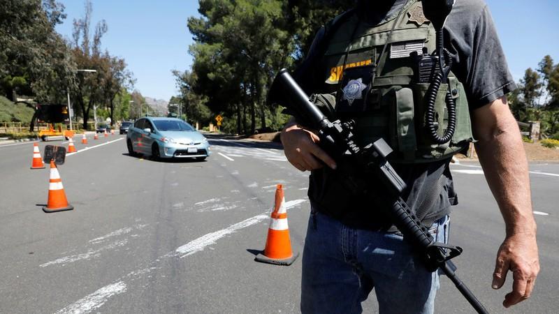 Bạo lực gia đình dẫn đến thảm sát ở California - ảnh 1