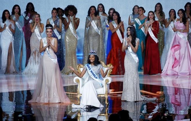 Jamaica đăng quang Miss World, Lương Thùy Linh dừng ở top 12 - ảnh 1