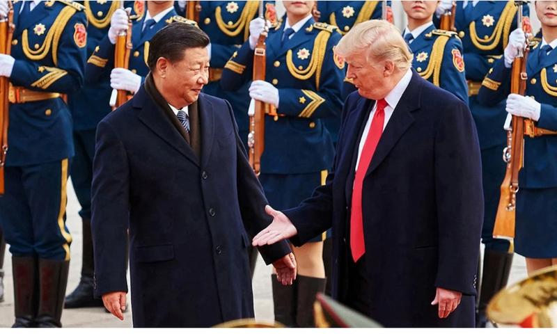 Mỹ - Trung đạt được thỏa thuận thương mại giai đoạn một - ảnh 1