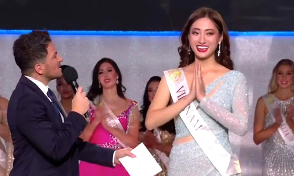Jamaica đăng quang Miss World, Lương Thùy Linh dừng ở top 12 - ảnh 4