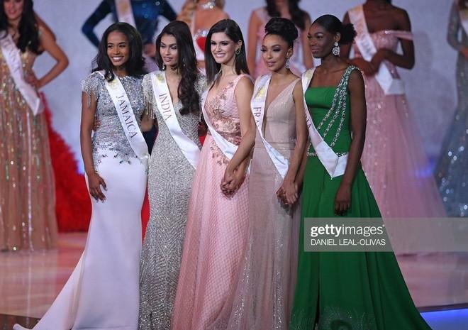Jamaica đăng quang Miss World, Lương Thùy Linh dừng ở top 12 - ảnh 2