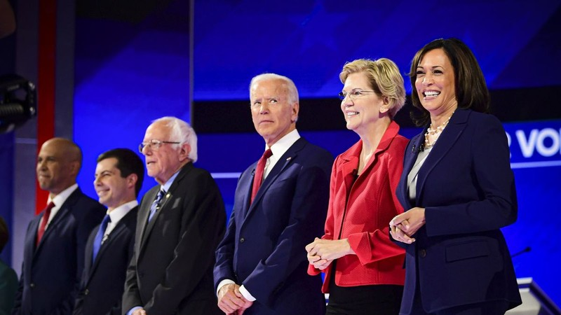 Ứng viên Dân chủ nào có khả năng đánh bại ông Trump? - ảnh 1