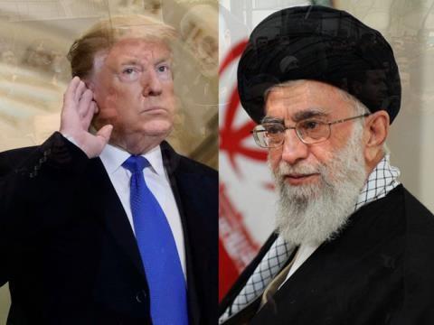 Vụ căn cứ Mỹ tại Iraq bị nã tên lửa: Iran nói 80 lính Mỹ chết  - ảnh 1