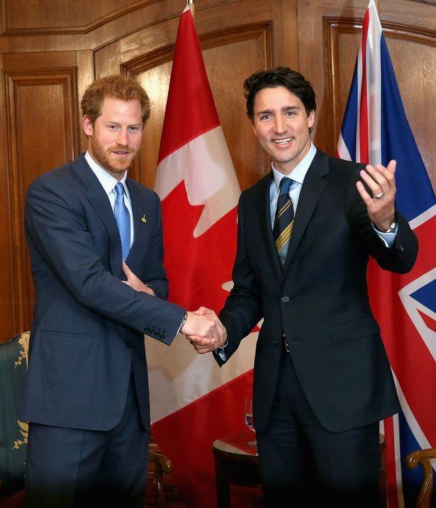 Báo Canada nói nước này không chào đón vợ chồng hoàng tử Harry - ảnh 2
