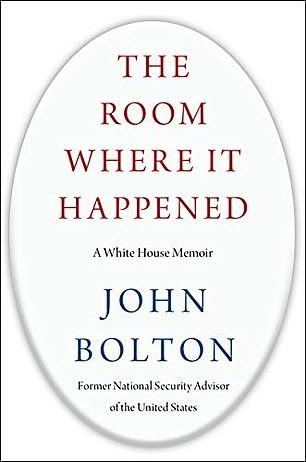 Nhà Trắng ngăn cựu Cố vấn Bolton tiết lộ 'bí mật quốc gia' - ảnh 2