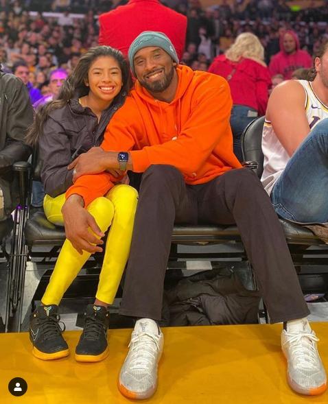 Vợ huyền thoại Kobe Bryant lần đầu lên tiếng sau vụ tai nạn  - ảnh 1