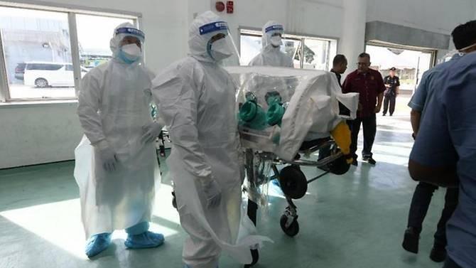 Malaysia có công dân đầu tiên mắc virus Corona - ảnh 1