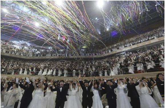 30.000 người xem 6.000 cặp cưới tập thể trong mùa dịch Corona - ảnh 2