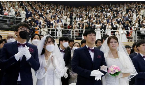 30.000 người xem 6.000 cặp cưới tập thể trong mùa dịch Corona - ảnh 4