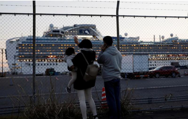 Báo động: 174 người trên tàu Diamond Princess nhiễm COVID-19 - ảnh 1