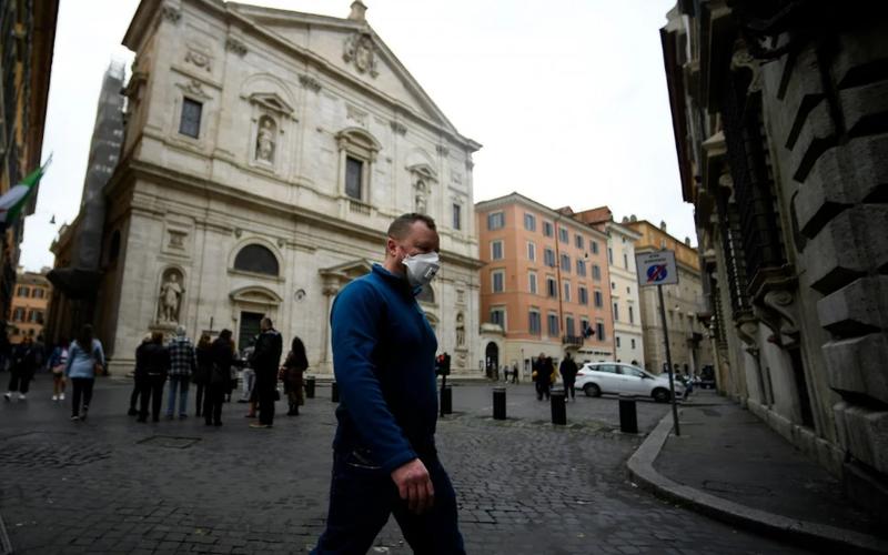 Cập nhật COVID-19 ở châu Âu: Ý 52 người chết, EU báo động cao - ảnh 3