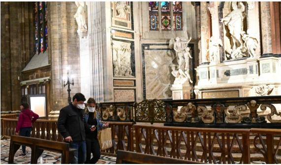 Cập nhật COVID-19 ở châu Âu: Ý 52 người chết, EU báo động cao - ảnh 2