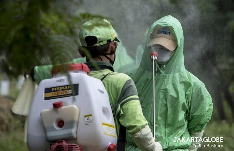 Cận cảnh quy trình an táng người mất vì COVID-19 tại Indonesia - ảnh 6