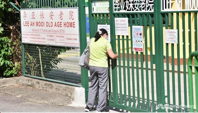 Singapore 1.000 ca nhiễm, báo động ổ dịch nhà dưỡng lão - ảnh 2