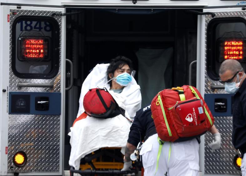 Mỹ lại có thêm kỷ lục đau thương, 1.925 người chết một ngày - ảnh 1
