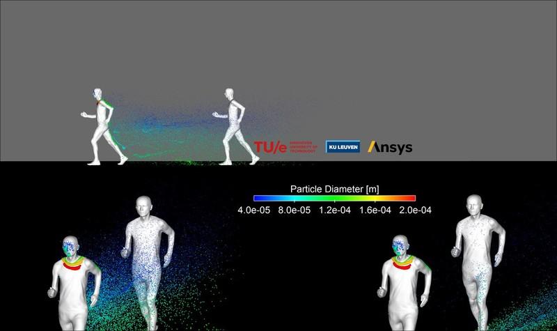 Ngừa COVID-19: Chạy bộ, đạp xe nên cách xa bao nhiêu mét? - ảnh 2