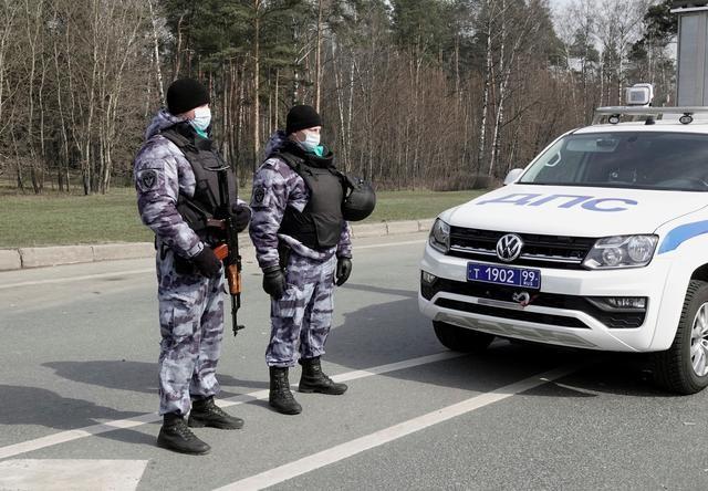 Ông Putin: Xem xét huy động quân đội cùng chống dịch COVID-19 - ảnh 1
