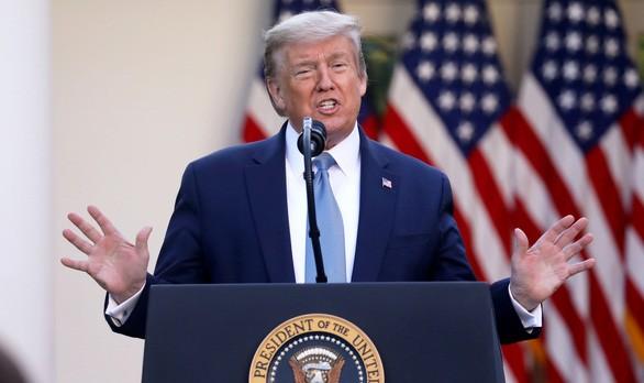 Ông Trump: Mỹ đã qua đỉnh dịch, chuẩn bị khôi phục kinh tế - ảnh 2