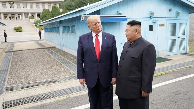 Triều Tiên phủ nhận chuyện ông Kim có gửi thư cho ông Trump - ảnh 1