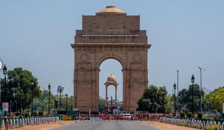 Mức độ ô nhiễm ở Ấn Độ giảm rõ rệt sau 5 tuần phong tỏa toàn quốc. Ảnh: CNN 2