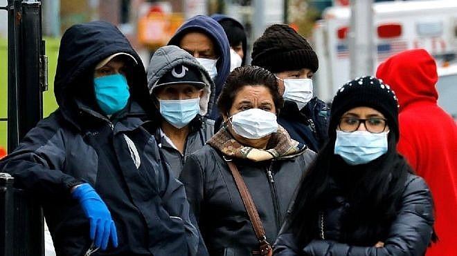TP New York cứ 5 người có hơn 1 người nhiễm COVID-19 - ảnh 1