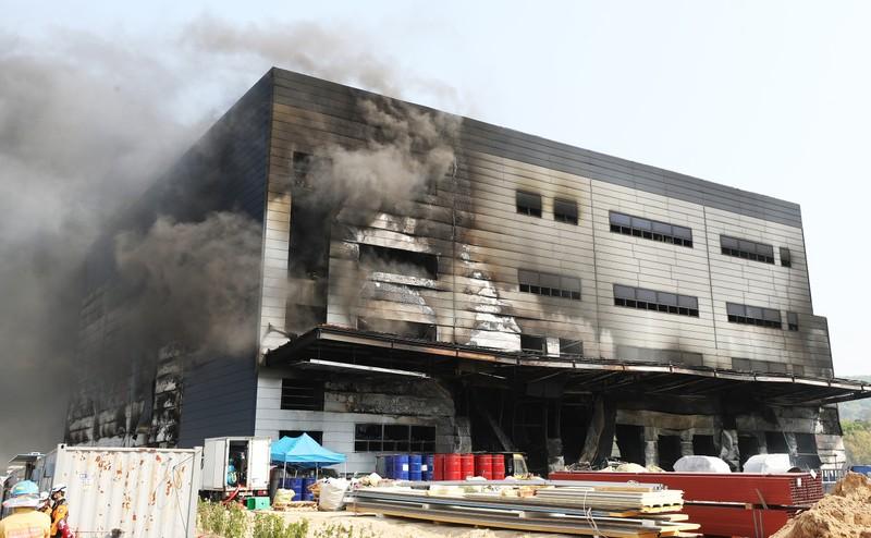 Cháy công trình xây dựng, 25 công nhân thiệt mạng - ảnh 2