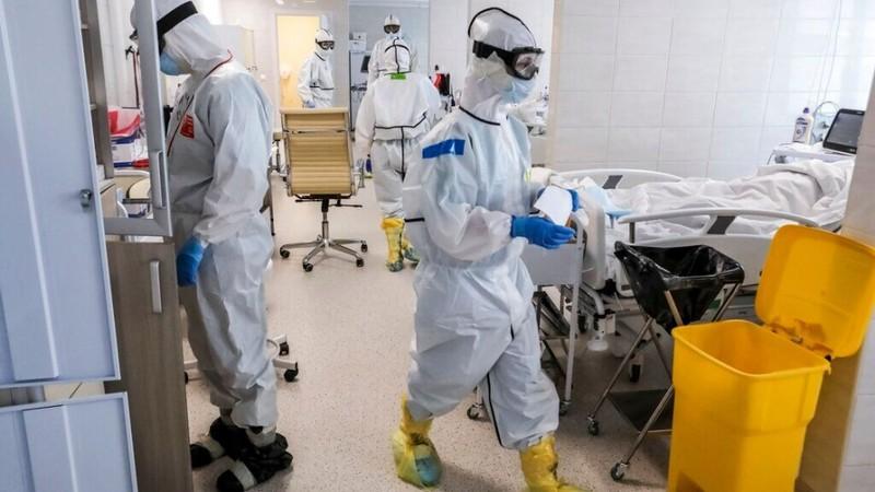 COVID-19 Nga ngày càng xấu, quân đội đã có 3.000 người nhiễm - ảnh 2