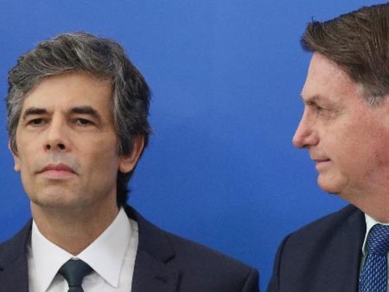 Brazil: Bất đồng tổng thống, 1 tháng 2 bộ trưởng y tế từ chức  - ảnh 1