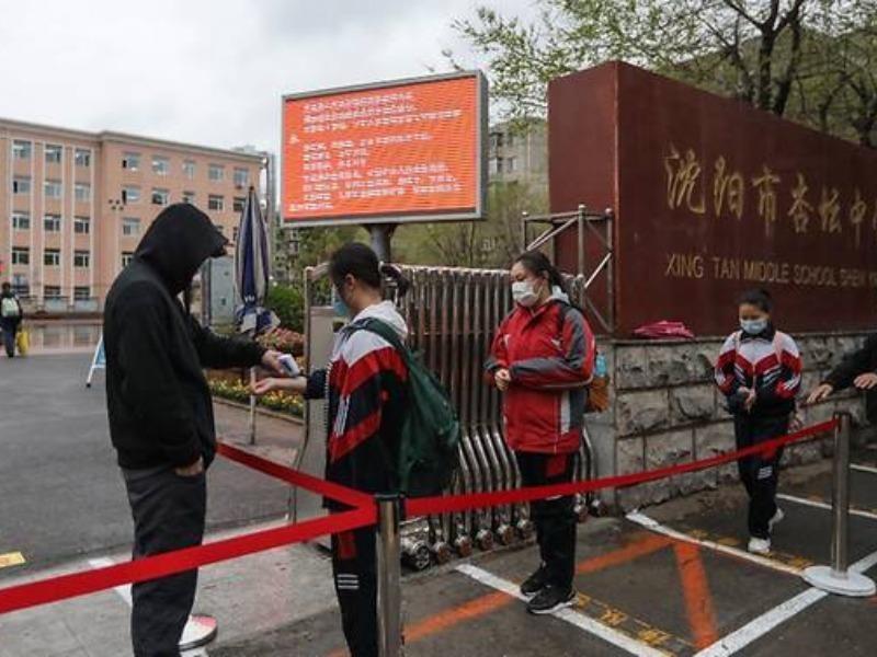 Trung Quốc: Thẩm Dương cách ly 7.500 người nghi nhiễm COVID-19 - ảnh 1