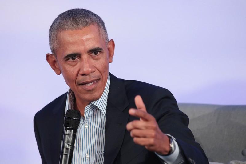 Ông Obama: Nước Mỹ đang trong cuộc khủng hoảng chưa từng thấy - ảnh 1