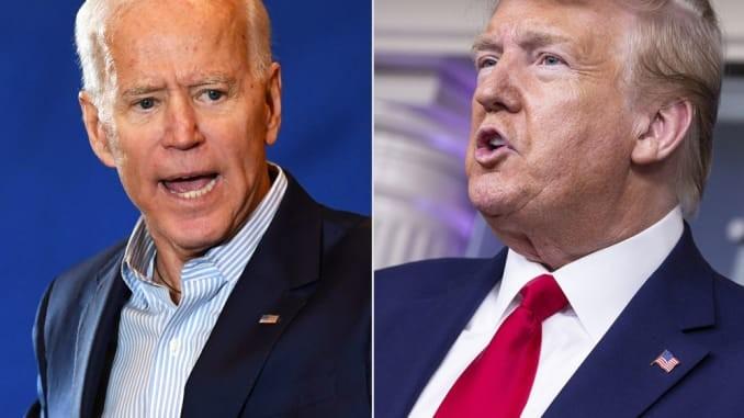 Ông Biden lo ông Trump không chịu rời Nhà Trắng dù thất cử - ảnh 1