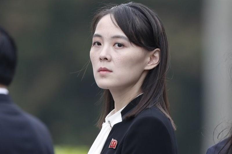 Em gái ông Kim đe dọa cắt đứt quan hệ với Hàn Quốc - ảnh 1