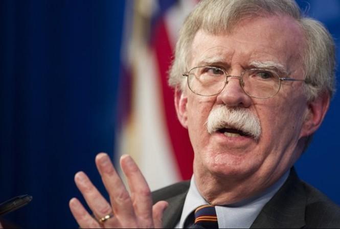Cựu cố vấn Bolton sẽ ra sách bất chấp ông Trump ngăn cản - ảnh 1