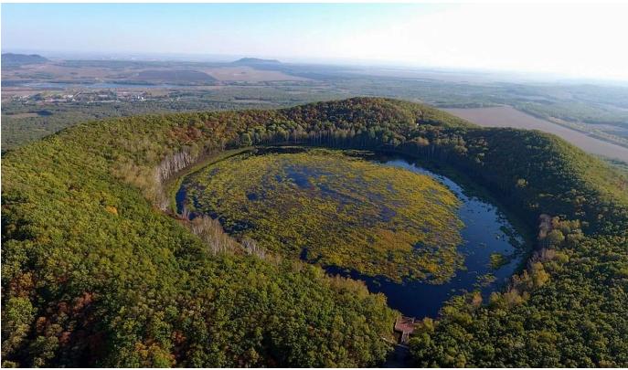 Núi lửa Trung Quốc chực chờ thức giấc sau 500.000 năm - ảnh 2