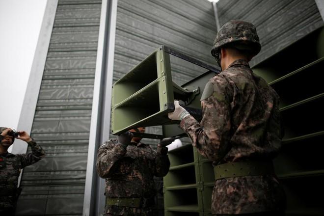 Văn phòng liên lạc liên Triều có thể vẫn chưa bị phá hủy hết  - ảnh 1