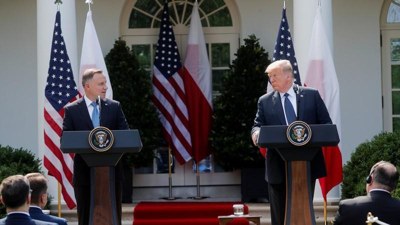 Mỹ sẽ chuyển quân từ Đức đến Ba Lan - ảnh 1