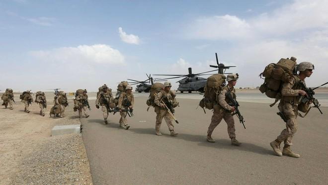 NYT: Nga treo thưởng để phiến quân Afghanistan giết lính Mỹ - ảnh 1
