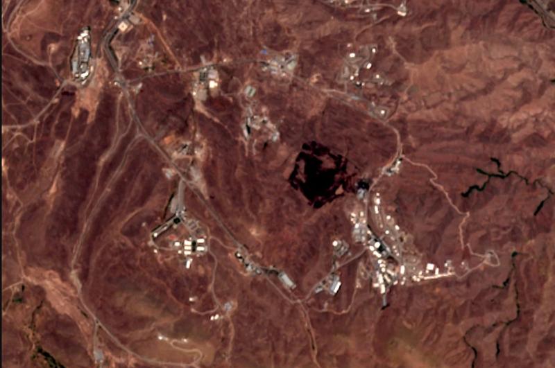 Nơi xảy ra vụ nổ ở Tehran nghi là địa điểm sản xuất tên lửa - ảnh 1
