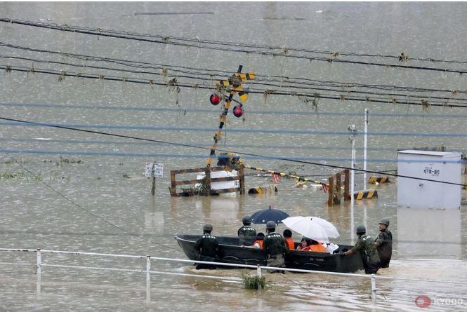 Lũ Nhật Bản: Ít nhất 18 người chết, 16 người nguy kịch - ảnh 2