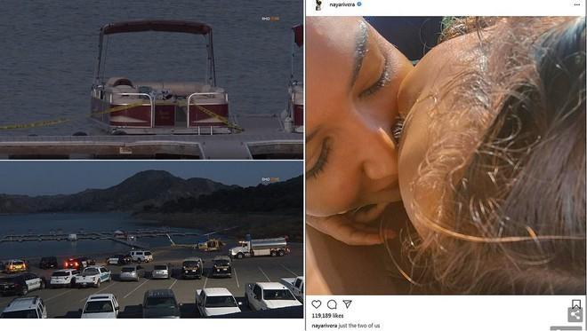 Tìm thấy thi thể nữ diễn viên Naya Rivera trên sông - ảnh 2